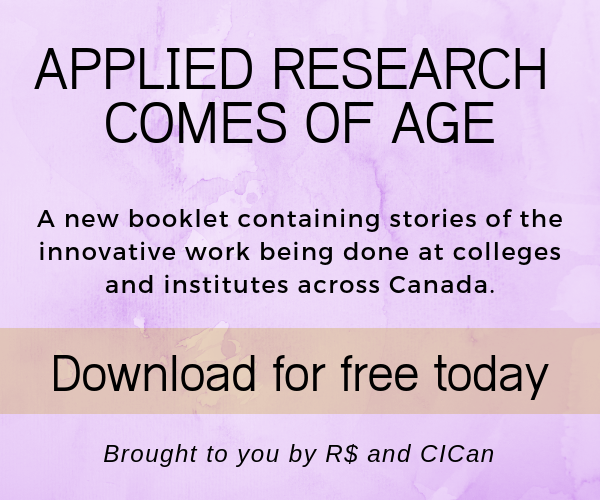 Applied research comes of age